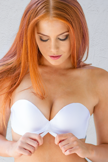 UpBra Lift up Strapless Bra