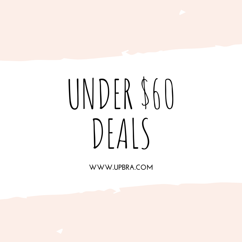 Upbra Coupons - Under $60 deals